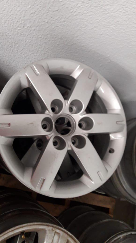 Roda Pajero Full Aro 17 Original Cada