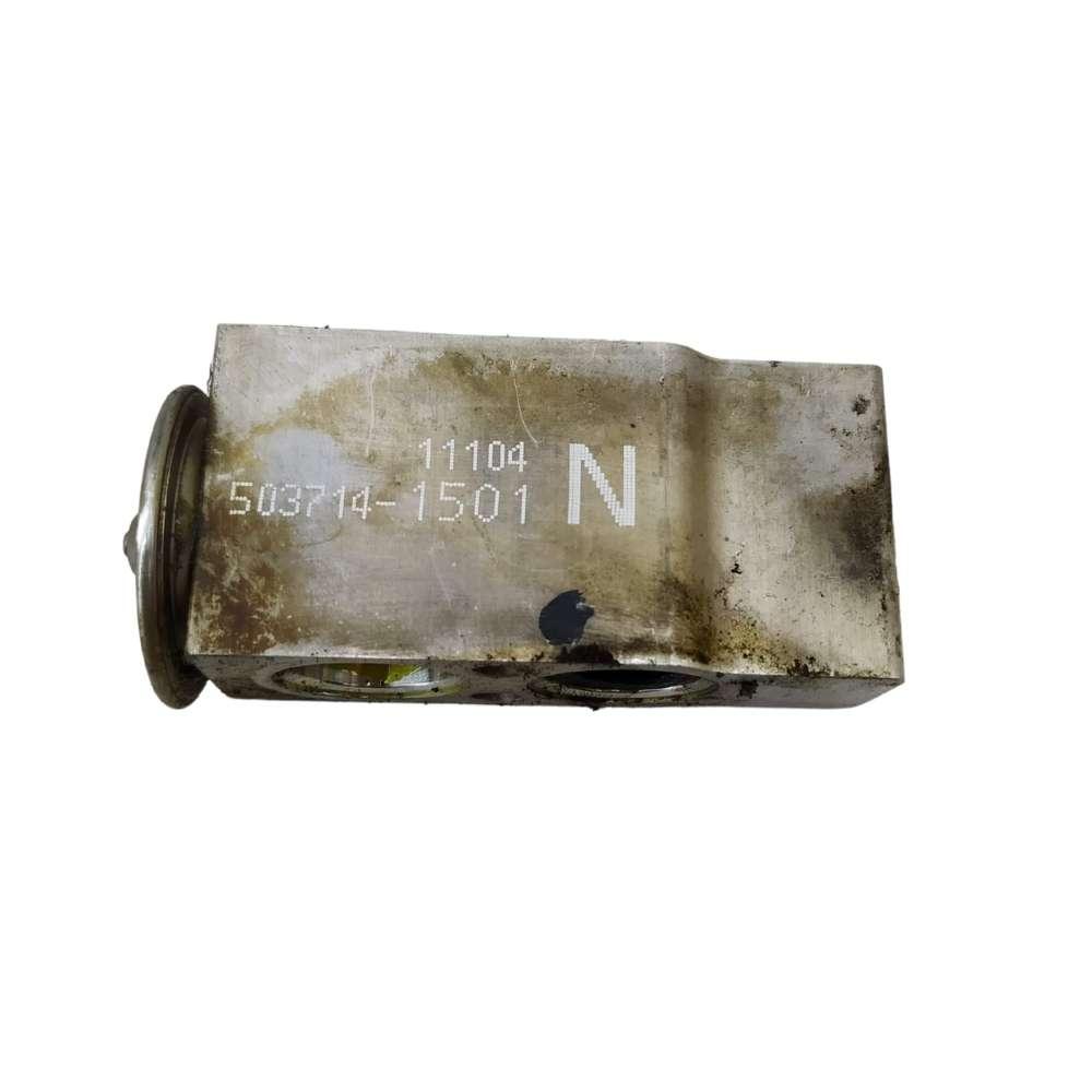 Válvula Expansão  do Ar Condicionado Pajero Tr4 503714-1501