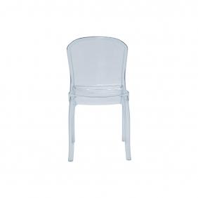 Cadeira Tramontina Anna Summa em Policarbonato Transparente 92033011
