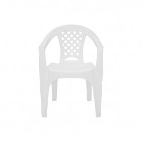 Cadeira Tramontina Iguape em Polipropileno Branco 92221010