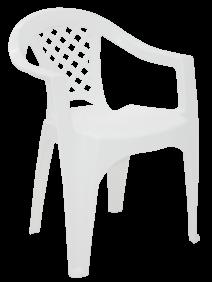 Cadeira Tramontina Iguape em Polipropileno Branco 92 Tramontina 92221010