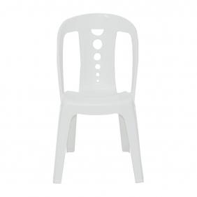 Cadeira Tramontina Jatiúca Bistrô em Polipropileno Branco 92021010