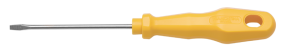 Chave de Fenda Tramontina Yellow com Ponta Chata 1/8x3