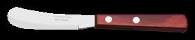 Conjunto de Espátulas para Manteiga Tramontina Polywood Com Lâminas Em Aço Inox e Cabos de Madeira Vermelho 6 Peças 2 Tramontina 21199780