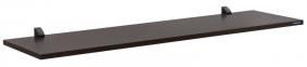 Prateleira Tramontina Elite em Madeira Pinus com Acabamento Tabaco e Suporte Injetado 400x250x15 mm  Tramontina 91286041
