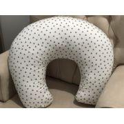 Almofada de Amamentação Tricoline Triangulo Exclusivo - ac Baby Ref 01010 611 u