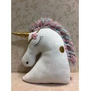 Almofada Unicornio Elegance 40 cm - Mury Baby Ref 1250