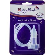 Aspirador Nasal Com Bico de Silicone - Baby Bath