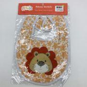 Babador Com Botão Leão - Bambi Incomfral Ref 02010300010010