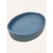 Bandeja Oval Azul - Rossi Niero