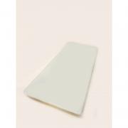 Bandeja Pequena Vidro Branco - Rossi Niero