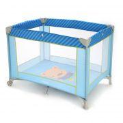 Berço Fit Azul Puppy Voyage - Dorel Ref C66-jv