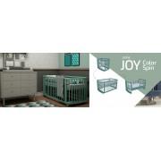 Berço Joy Color Spin 3 em 1 - Cia do Móvel