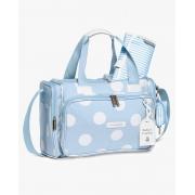 Bolsa Anne Bubbles Azul - Masterbag