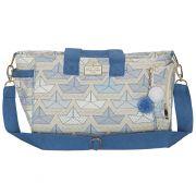 Bolsa Barquinho Azul p - Batistela