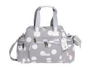 Bolsa Everyday Bubbles Cinza - Masterbag Ref 12bub299