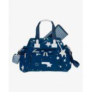 Bolsa Everyday Marinho Estrelas - Masterbag Ref 12est299