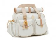 Bolsa Florence Branca Grande - Lequiqui Ref 72211 Cor 01bc