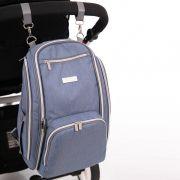 Bolsa Maternidade  Azul Jeans - Comtac Ref 52104063