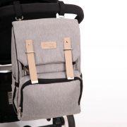 Bolsa Maternidade Cinza Cimento - Comtac Ref 52104064