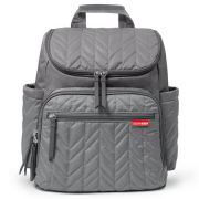 Bolsa Maternidade Forma Blackpack Grey - Skip Hop Ref 203107