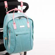 Bolsa Maternidade Nylon Azul - Comtac Ref 52104062