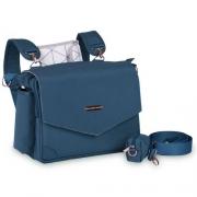 Bolsa Mommy Petroleo/Rose Gold - Masterbag