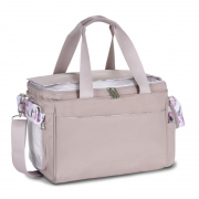Bolsa Puppy Dog Floral Rose - Masterbag Ref 70FLO701