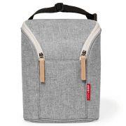 Bolsa Térmica Para Mamadeira Grey Melange - Skip Hop Ref 205315