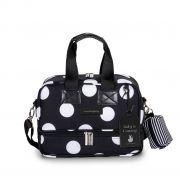 Bolsa Termica Vicky Preta Bubbles Masterbag Ref 12BUB205