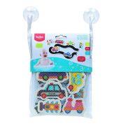 Brinquedo de Banho Carrinhos - Buba Baby Ref 6705