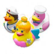 Brinquedo de Banho Patos 3unid - Comtac Ref 4089
