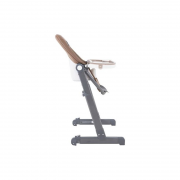 Cadeira De Alimentação Enjoy Marrom - Kiddo Ref 1037AMR
