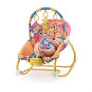 Cadeira de Balanço 0-20 kg Girafa - Multikids Baby Bb364