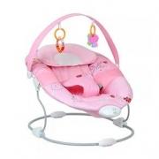 Cadeira de Descanso Happy Hour Rosa Musical - Burigotto Ref 5087