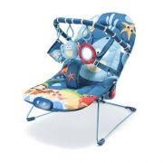 Cadeira Descanso Para Bebe 0-15kg - Baleia Multikids Bb360