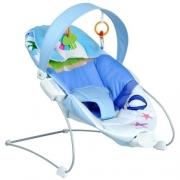 Cadeira de Descanso Rocker Azul - Burigotto Ref 5088