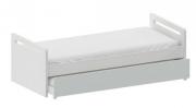 Cama New Clean Branco - Cia do Móvel