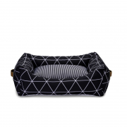 Cama Puppy Dog Preto - Masterbag Baby Ref 70Bro700