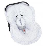 Capa Bebe Conforto e Protetor de Cinto Estrelinhas - Batistela 02063