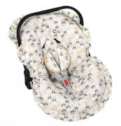 Capa Bebe Conforto e Protetor de Cinto Savana - Batistela 02063