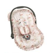 Capa de Bebê Conforto Gaiolinha - Batistela Ref 2063