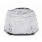 Capa de Bebe Conforto Tricoline Cinza 400 Fios - Ac Baby Ref 06248 472U