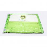 Capa para Carrinho  Verde Liso - Minasrey Ref1528