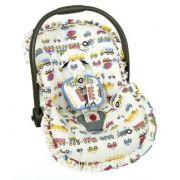 Capa Para Bebê Conforto Carrinhos - Batistela Ref 2063