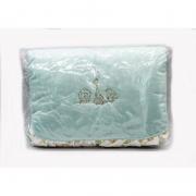 Capa para Bebe Conforto e Carrinho Bordado Bichinhos  - Papi Ref 572