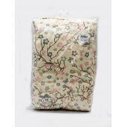 Capa Protetor Para Bebe Conforto Creme Cerejeira Suedine - D Bella Ref Est 2297 003U