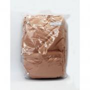 Capa Protetor Para Bebe Conforto Nude Liso Uv 50+ - D Bella Ref Lycra 2419 003U