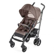Carrinho Lite Way 3 Basic bb Dove Grey - Chicco