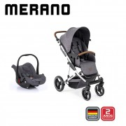 Carrinho Travel System Merano Duo Diamond - ABC Design